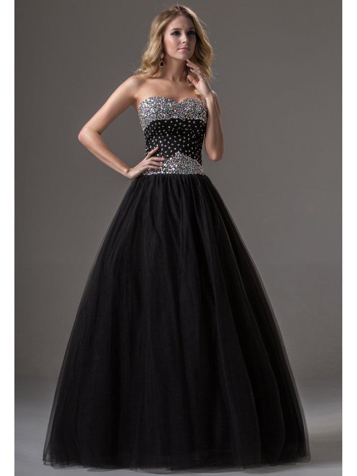 Popular Poofy Prom Dresses-Buy Cheap Poofy Prom Dresses lots from ...