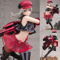NEW hot ! 20cm God Eater 2 Alisa Big sword pvc action figure toys Christmas gift doll with box