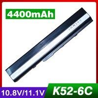 5200mAh Laptop Battery For ASUS A40JA A40JE A40JP A40Jc A40Jr A40Jv A42 A42D A42DE A42DQ A42E