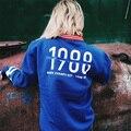 Camisolas Harajuku Hoodies 2016 Outono Inverno Roupas Coreano Ulzzang Harajuku Patchwork Impressão Pullover Sweatshirtt Moda Top