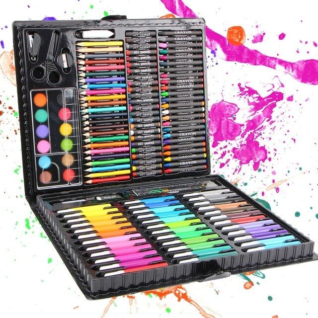 Набор для рисования crayons