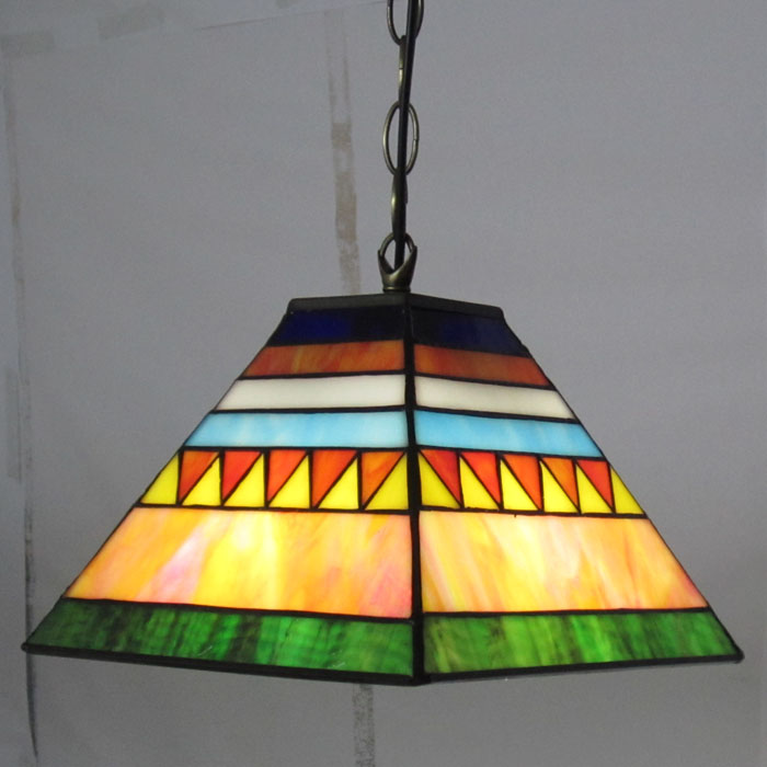 north America tiffany retro pendant light hallway cozy Creative lamp bar corridor Bedroom Bedside Lamp E27 110-240Vnorth America tiffany retro pendant light hallway cozy Creative lamp bar corridor Bedroom Bedside Lamp E27 110-240V