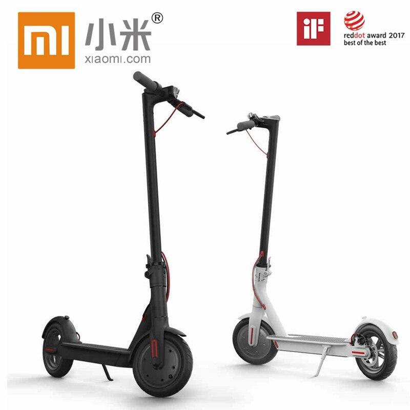 Offen Original Xiaomi Mijia M365 Faltbare Elektrische Roller Hoverboard Lg Batterie Ip54 25 Km/h 2 Räder Skateboard Kick Roller Kaufen Sie Immer Gut Sport & Unterhaltung Roller