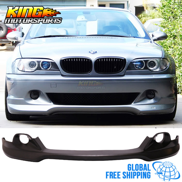 FOR 04 06 BMW E46 3 Series LCI Facelift AC Style Front