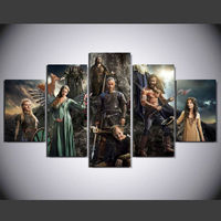Printed Canvas Painting Cartoon characters HD movie poster image canvas prints room decor Free shipping x  0094