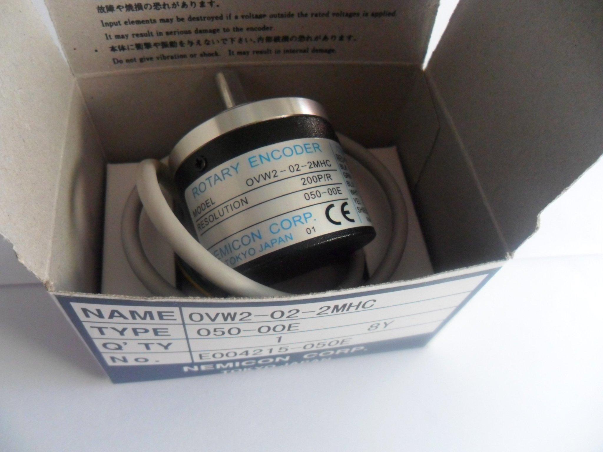FREE SHIPPING Ovw2-06-2mht 38mm Encoder 600 Line Pulse Encoder Optical
