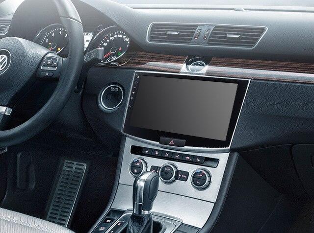 Android6.0 4g lite voiture stéréo pour Volkswagen VW Passat B6 B7 CC Magotan 2011-2014 multimédia GPS navi autoradio unités centrales no DVD