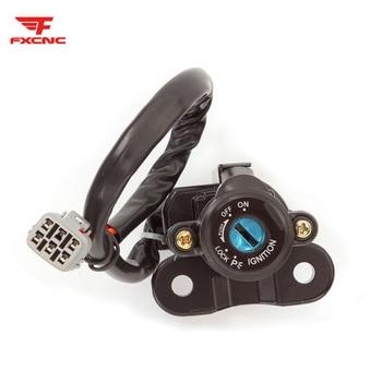 For Suzuki GSXR600 GSXR750 GSXR 600 GSXR 750 2008 - 2016 2015 12V Motorcycle Ignition Keys Switch Lock Motorcycle Accessories