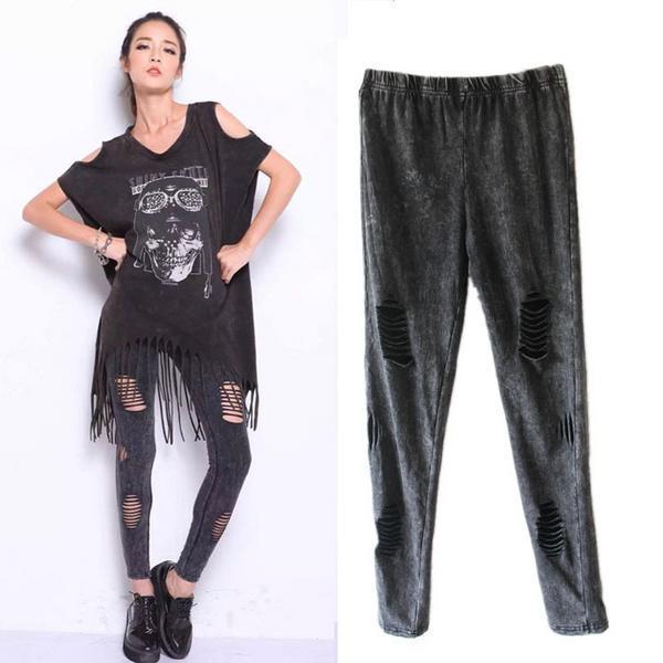 punk kleding