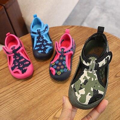 Los Sandalias Goma Bebé 2019 Casuales Niñas Niños Zapatos De Verano e2EHYW9ID