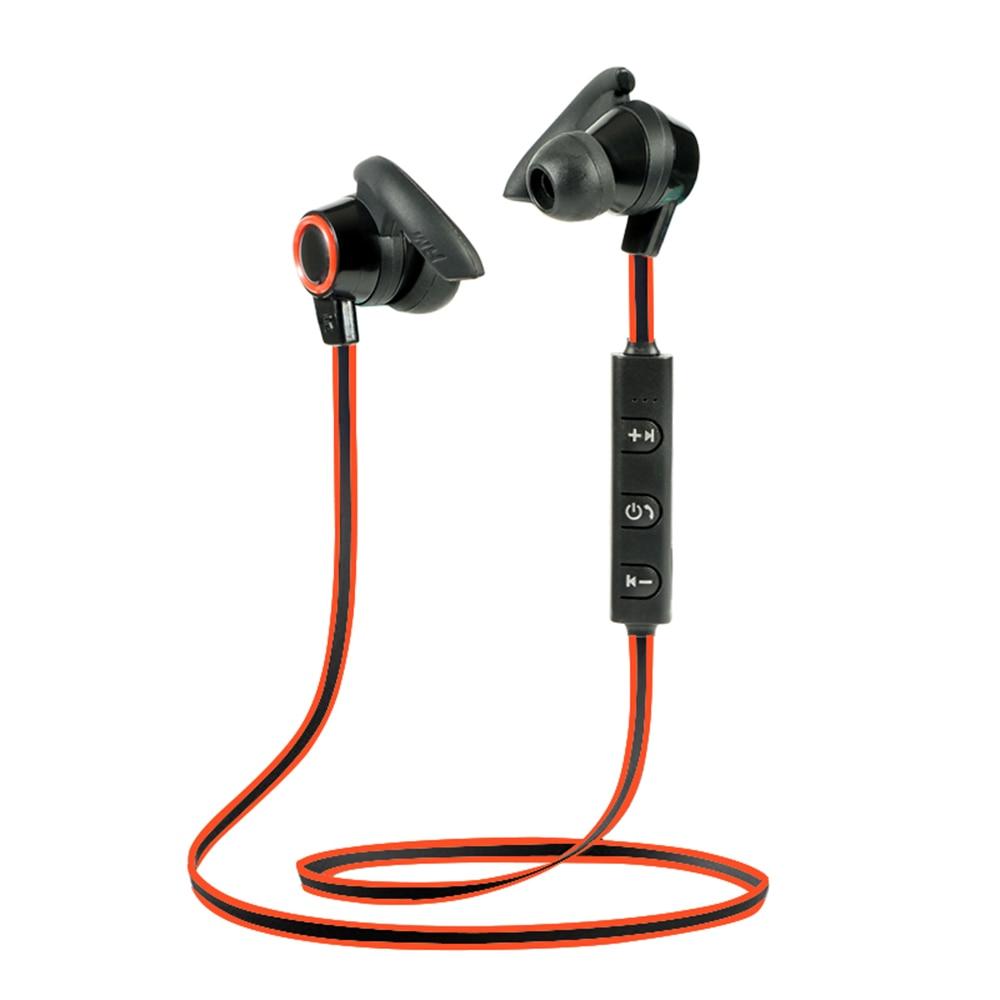 AMW-810 Wireless Bluetooth 4.1 Earphone Sports Sweatproof Headphone Stereo Bass Hi-Fi Headset For iPhone Xiaomi Samsung Huawei bluetooth earphone headphone for iphone samsung xiaomi fone de ouvido qkz qg8 bluetooth headset sport wireless hifi music stereo