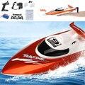 Feilun FT0092 2.4G RC de Alta Velocidad Del Barco Que Compite Con Sistema de Refrigeración Por Agua