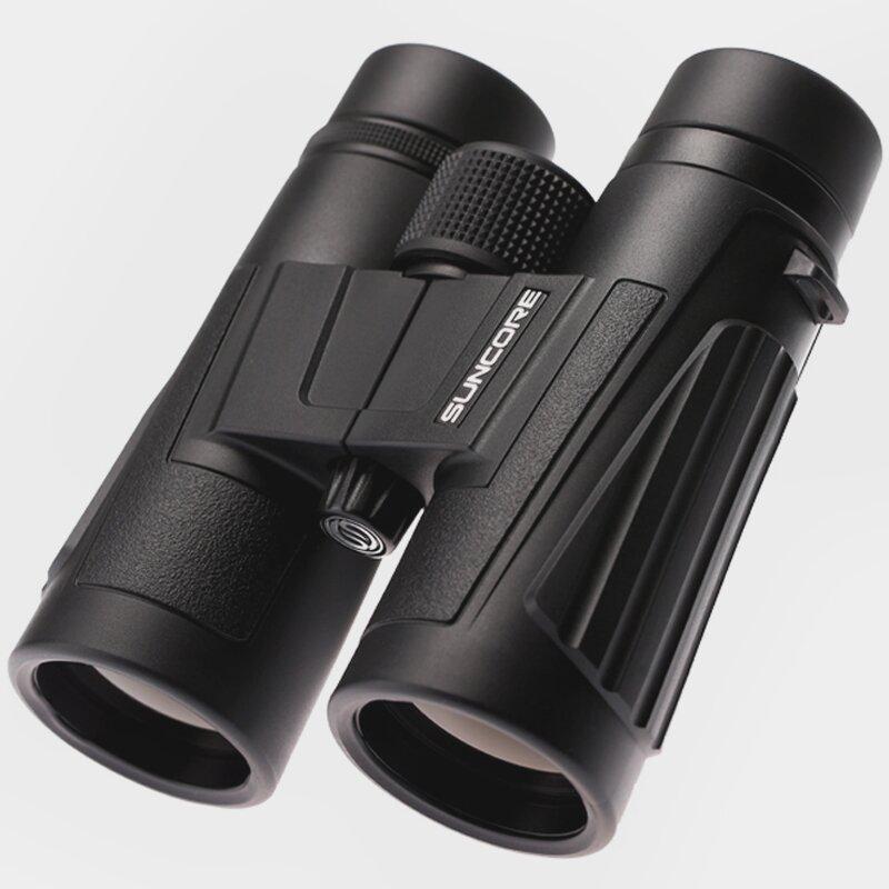 Télescope jumelles 8x42 grossissement 8x oculaire torsadé lentille polie Fine pour Match de football de Concert