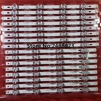 LED Backlight strip 8 Lamp For LG 42 inch TV INNOTEK DRT 3.0 42 6916L 1709B 1710B 1957E 1956E 6916L 1956A 6916L 1957A 42LB561v