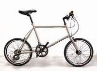 Road Bike 14 Speed Chromoly Steel 20 Inch Mini Road Bike Disc Brake V Brake Ultralight