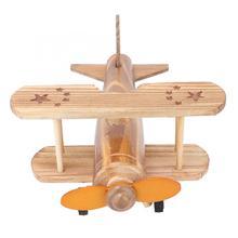 DIY деревянная модель самолета Детские игрушки-головоломки модель самолета обучающая игрушка модель Собранный паззл игрушка для детей