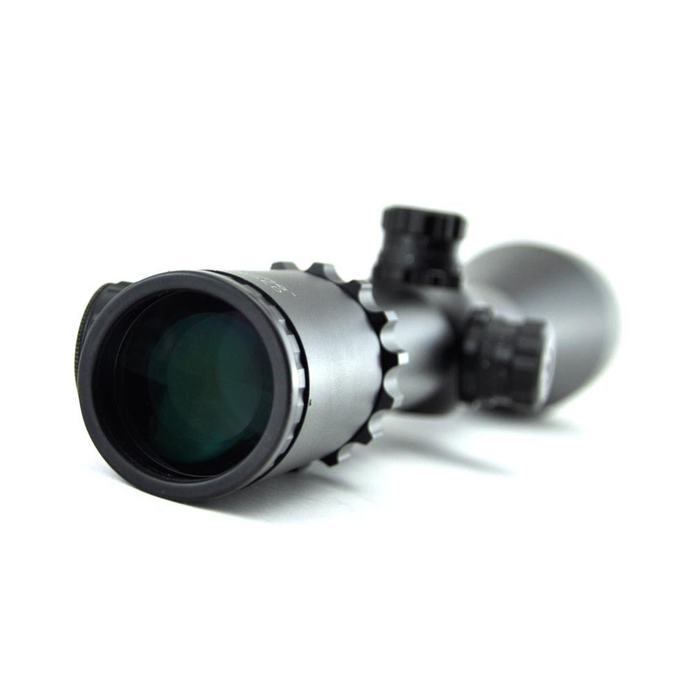 Visionking 4-48x65ED Hunting Riflescope Wide Field Of View Super Shockproof Rifle Scope W/21 mm Mounting Rings&Sunshade Hood visionking 4 48x65 wide field of view riflescope mil dot 35mm rifle scope tactical waterproof military scope for rifle hunting