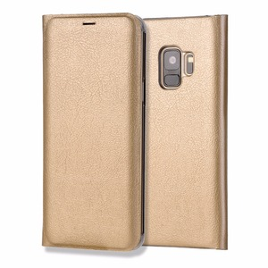 Image 5 - FDCWTS Flip Cover Leather Case For Samsung Galaxy S9 Plus S9 Wallet Phone Case Cover With ID Credit Card Holder For Samsung S9