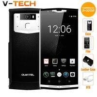 Original Oukitel K10000 Pro 10000mAh Battery 5 Points Android 7 0 13MP Octa Core 3 RAM