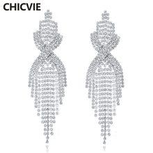 Chicvie высокое качество австрийский хрусталь стразы подвеска