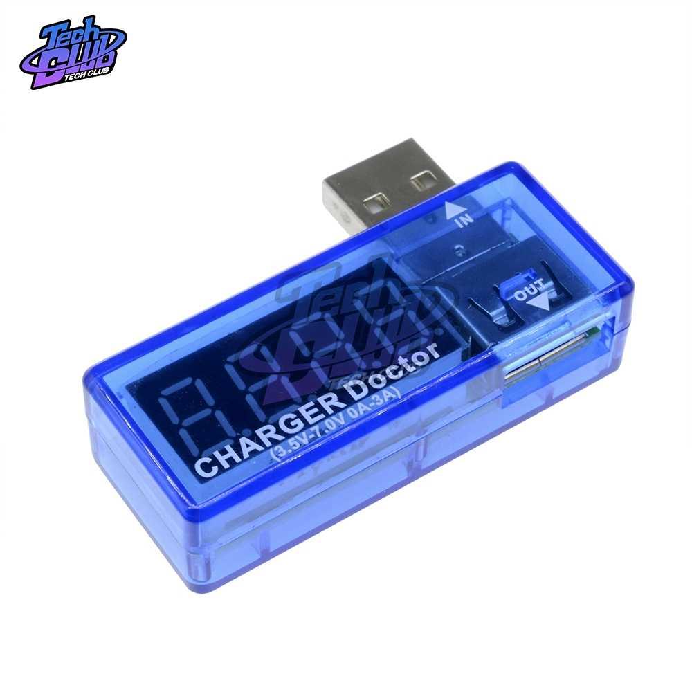 Цифровой USB мобильное зарядное устройство измеритель напряжения тока мини USB зарядное устройство Доктор Вольтметр Амперметр светодиодный дисплей
