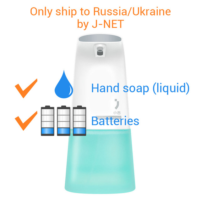 Original Xiaomi Mijia Minij Auto Foaming Hand smart Washer XiaoJi Automatic Foam Soap Dispenser For Xiaomi Mi Smart Home kits