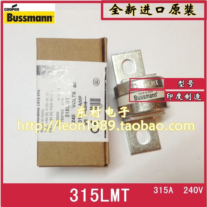 [SA]United States BUSSMANN fuse 315LMT 315A 240V BS88: 4 fuses--3PCS/LOT 400lmmt 500lmmt 630lmmt bs88 4 240v rndz