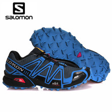 Salomon Speed Cross 3 CS cross-country mens running shoes Brand Sneakers Male Athletic Sport SPEEDCROSS Fencing Shoes 40-46