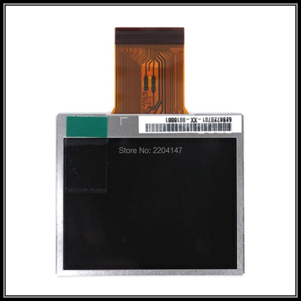 NEW LCD Display Screen For SONY DSC-S500 S500 For KODAK C603 C643 For BenQ C800 for PENTAX E20 Digital Camera Repair Part