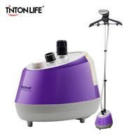 TINTON LIFE Garment Steamer Iron Adjustable Clothes Steamer 1800W 1 6L Water Tank 35s Fast Steam