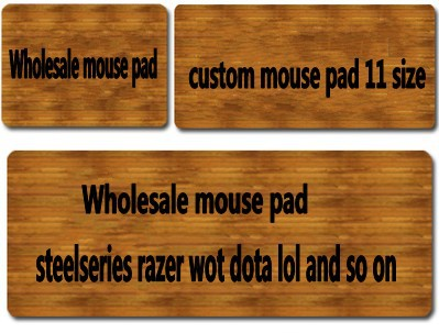 Wholesale mouse pad High quality gear dota wot lol pad to mouse computer mousepad sales gaming mouse mats to mouse gamer