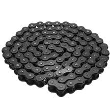 420 102 cadenas de eslabones de acero para honda/sunl/taotao dirt bike atv quad 110cc 125cc