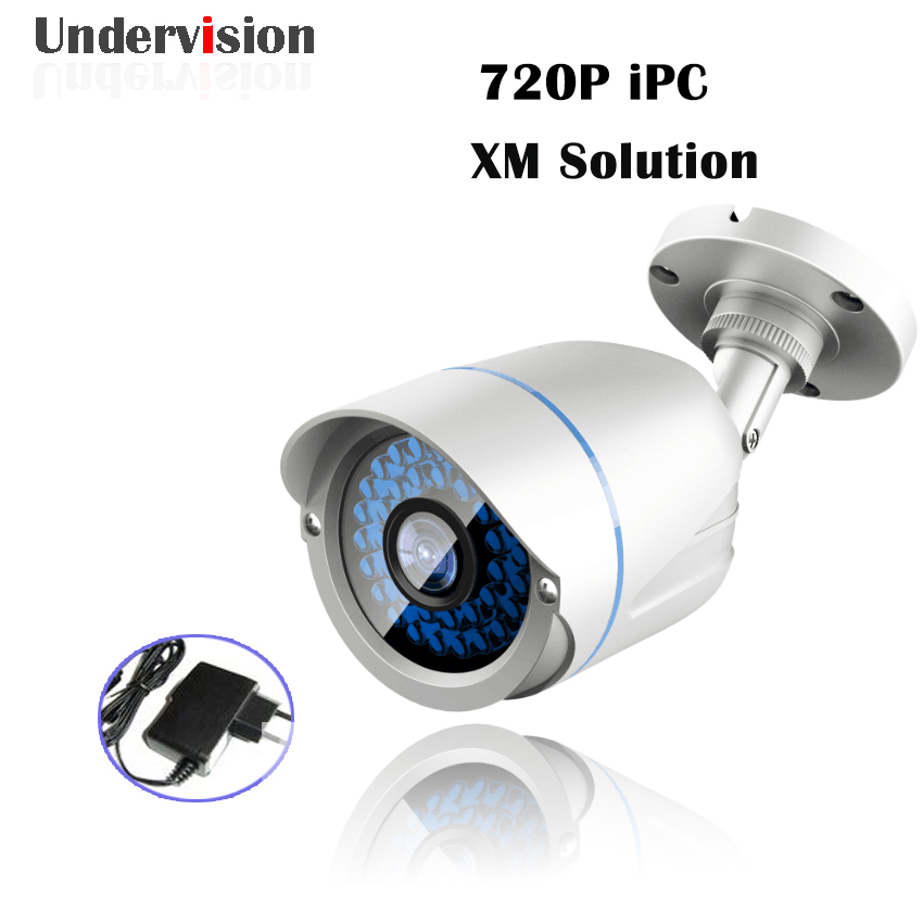 Xmeye app 720P IPC HD IP camera ,P2P &Onvif brand NVR and free CMS software ,1080*720P resolution ,good quality free Shipping wifi ipc 720p 1280 720p household camera onvif with allbrand camera free shipping