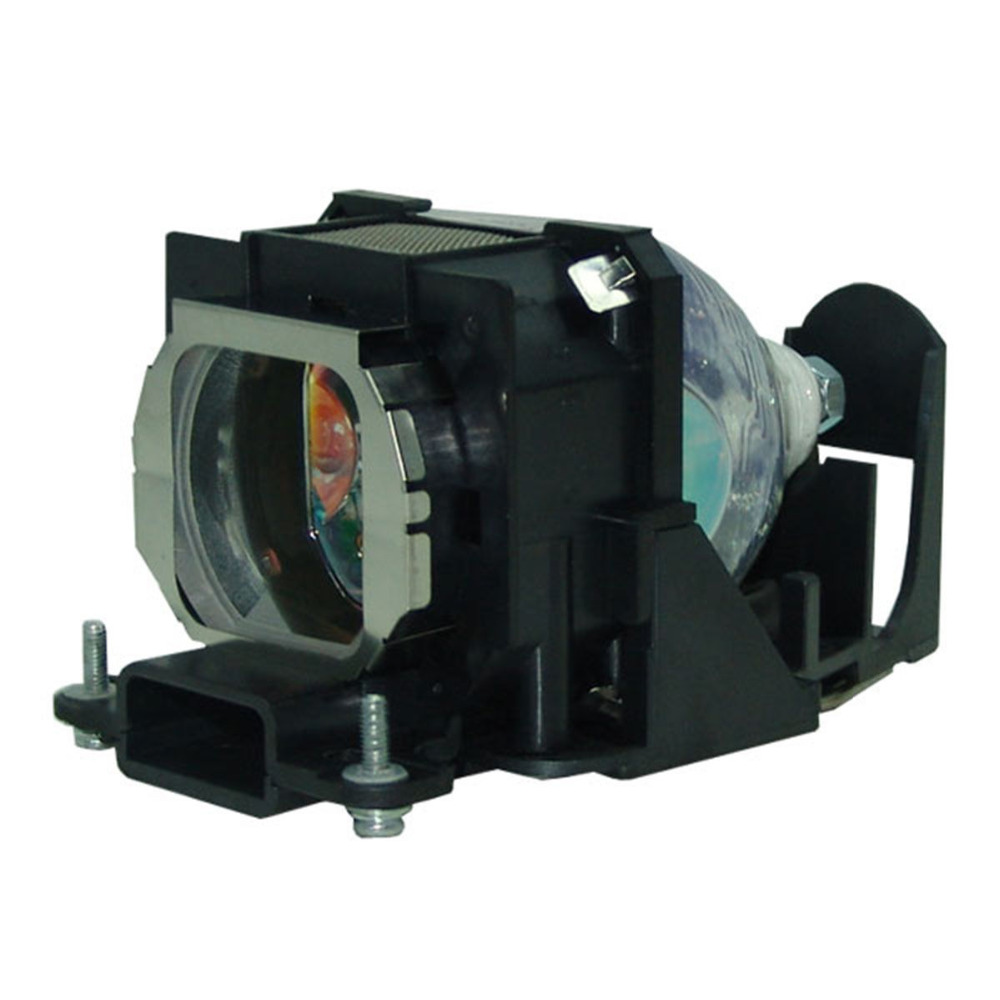 Projector Lamp Bulb ET-LAC80 ETLAC80 LAC80 for Panasonic PT-LC80U PT-LC80E PT-U1X66 PT-U1X86 with housing projector lamp bulb et lal100 lal100 for panasonic pt lw25h pt lx22 pt lx26 pt lx26h pt lx36h pt lx30h pt x260 happy bate