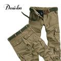2016 качество ткани большой размер плюс бархат толстые теплые зимние сумки брюки комбинезоны свободные брюки мужчины зима
