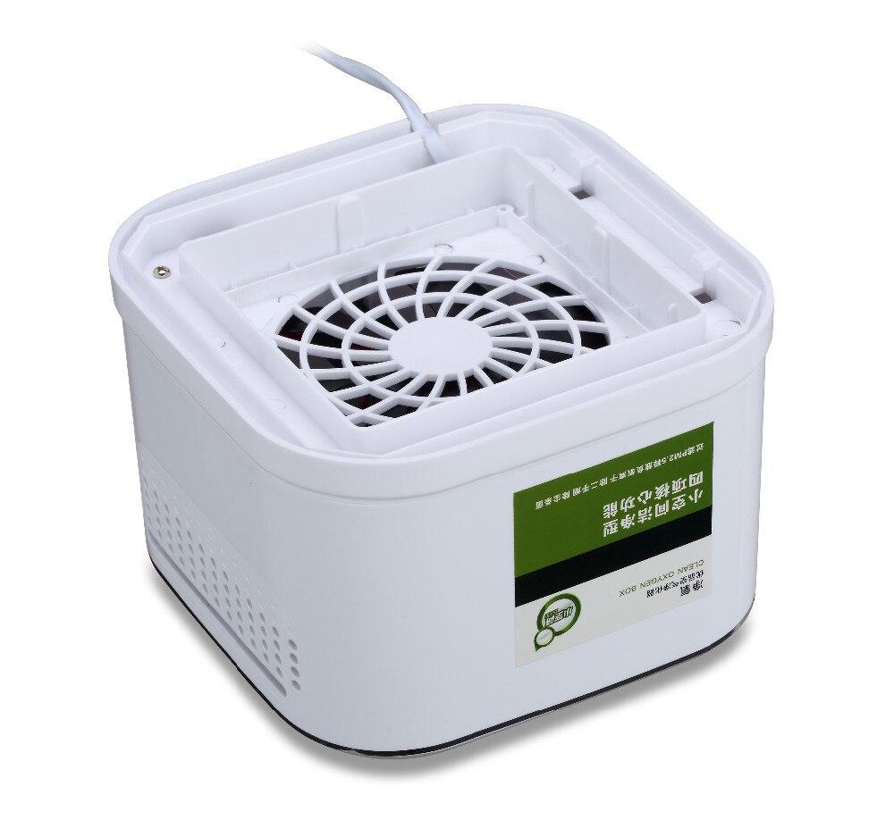 פופולרי מטהרת האוויר יונים שליליים אוויר נקי להסיר פורמלדהיד מסריח אבק לחסל את משק הבית Pm 2.5