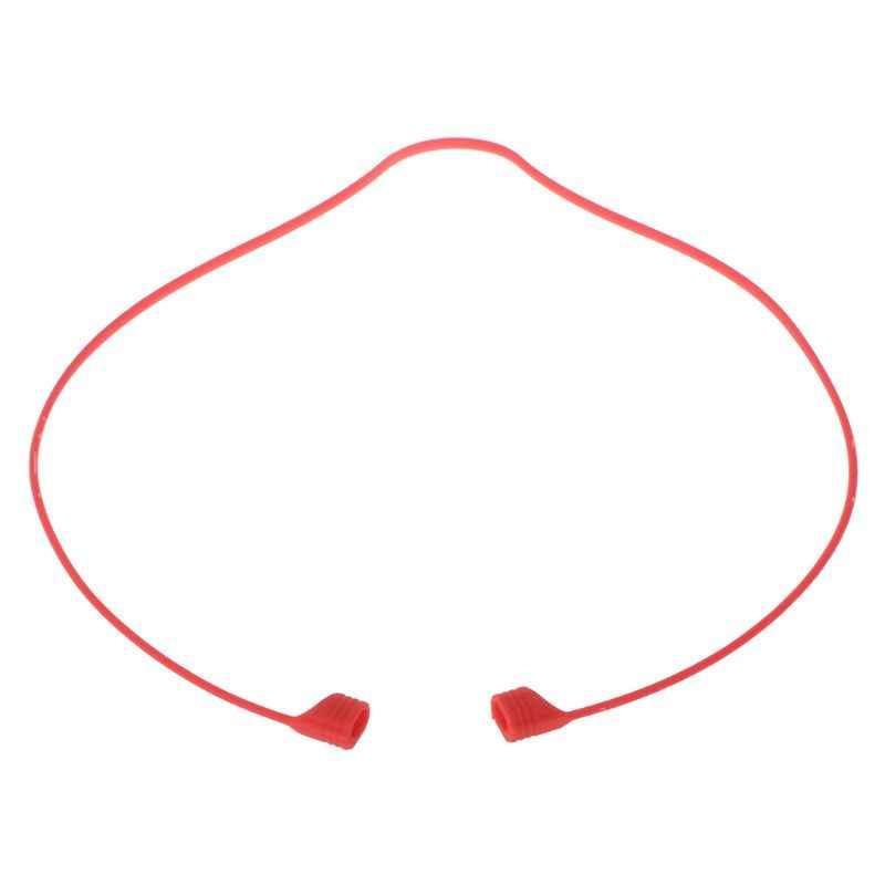 سلك كابلات الموصلات حبل الرقبة سماعات سيليكون مقاوم للماء سماعة لاسلكية تعمل بالبلوتوث سماعة إكسسوارات رياضية