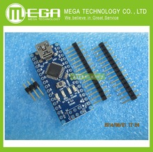 Freeshipping ! 10PCS/LOT Nano 3.0 controller compatible for arduino nano NO CABLE