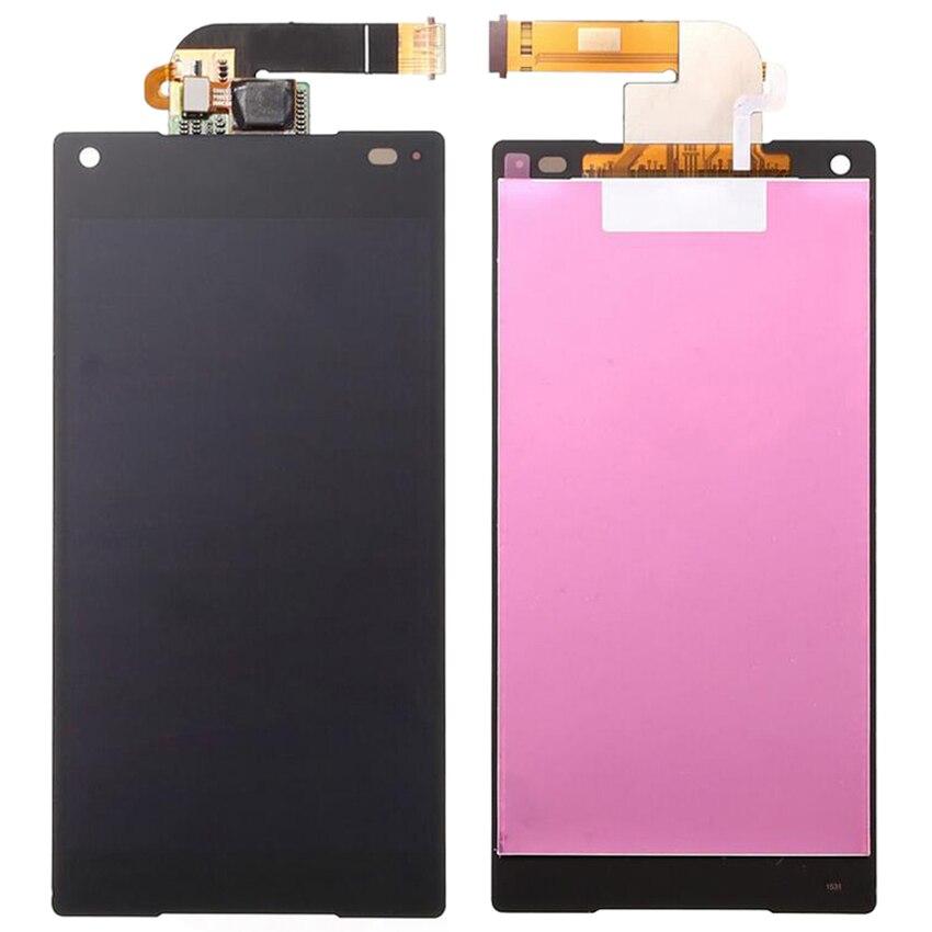LCD pour SONY Xperia Z5 Compact écran LCD pour SONY Z5 MINI E5823 E5803 écran tactile numériseur remplacement 4.6 pouces