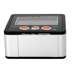 Image 4 - Inclinómetro Digital para transportador, caja de nivel, herramienta de medición de nivel, medidor de ángulo electrónico, buscador de ángulo, Base magnética