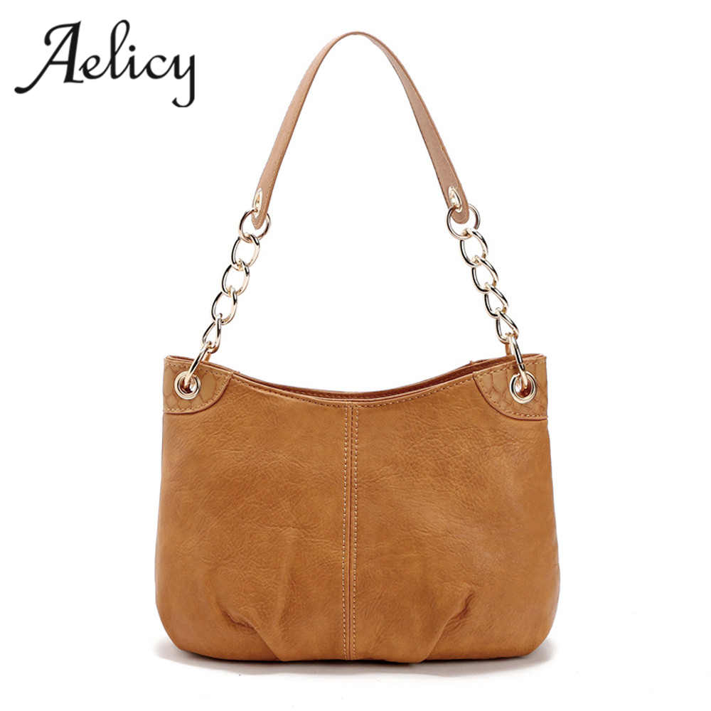 Aelicy Women Bag PU Leather Female Handbag Women Leather Handbags Female Crossbody Bags Messenger Bag Ladies Tote Bolsa Feminina цены