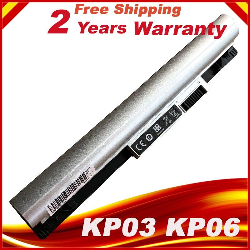 Battery For HP KP03 729892-001 HSTNN-DB5P HSTNN-YB5P Pavilion TouchSmart 11 Pavilion 11 For HP 210 215 G1 729759-241 729759-831