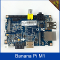 Original banana pi A20 Dual Core 1 GB de RAM placa de desenvolvimento Open-source singel-placa do computador raspberry pi compatível