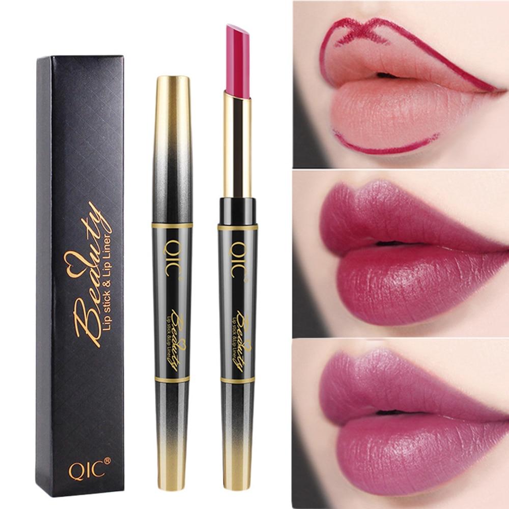 Aliexpress.com : Buy NICEFACE 6Pcs/Set Red Nude Lip Makeup