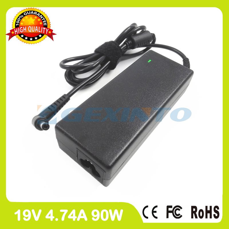 19 V 4.74A 90 W ordinateur portable chargeur ac adaptateur 90-N55PW2012 pour asus F7Z K50A K550DP K55D K70I L1000 L50 M1000 M6000 M6800 N46E N53E