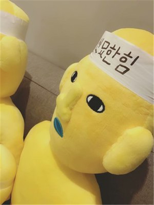 Funny quot New Journey to the West quot Wonderful Man Oba Korea TV Show Pendant Plush Toys Stuffed Doll Infant Child Birthday Xmas Gift in Stuffed amp Plush Animals from Toys amp Hobbies