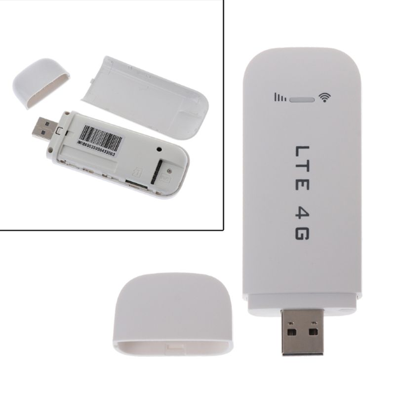 New 4G LTE USB Modem Network Adapter With WiFi Hotspot SIM Card 4G Wireless Router For Win XP Vista 7/10 Mac 10.4 IOS