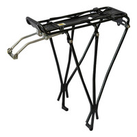 Bike Bicycle Rack Rear Seat Luggage Carrier Frame Mounted Pannier For Disc Brake Mount B2Cshop