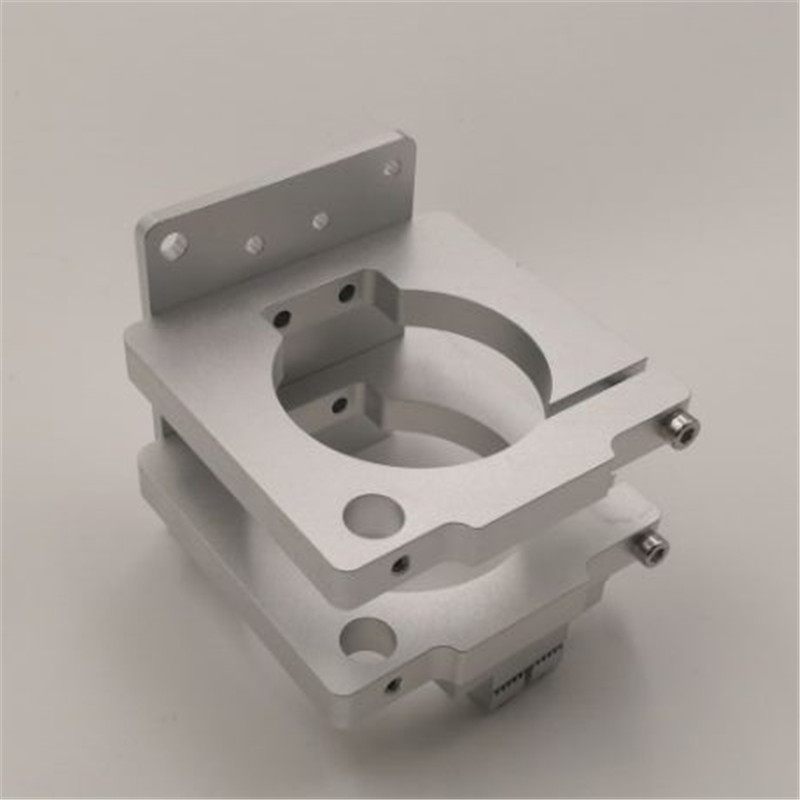 Makerslide Extrusion aluminum router spindle mount for Makita Dewalt 611 DW660 X Carve Colt Shapoko 2