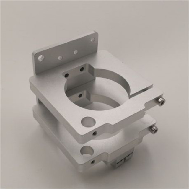Makerslide extrusion aluminum routerspindle mount for makitadewalt makerslide extrusion aluminum routerspindle mount for makitadewalt 611dw660 x greentooth Gallery